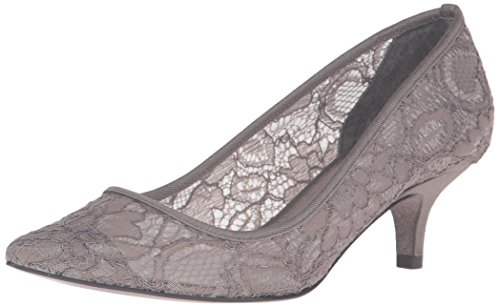 Adrianna Papell Womens Lois-lc Dress Pump Grafit