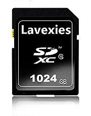 Ultra high Speed Memory Card, 1024GB Memory Card, Professional Camera Memory Card, SD Card, 10 Flash Memory
