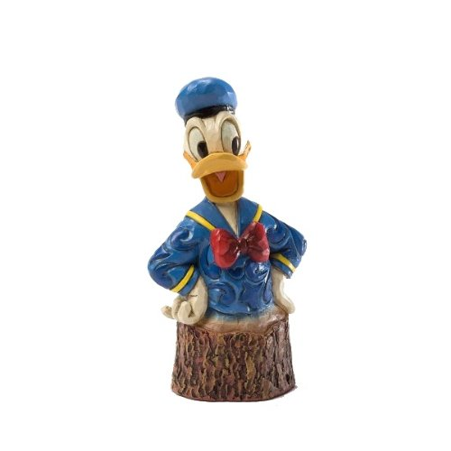 - Jim Shore Carved By Heart Disney Donald Duck Figurine