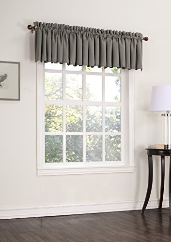 "picture of Sun Zero Barrow Valance, 54 by 18"", Steel"