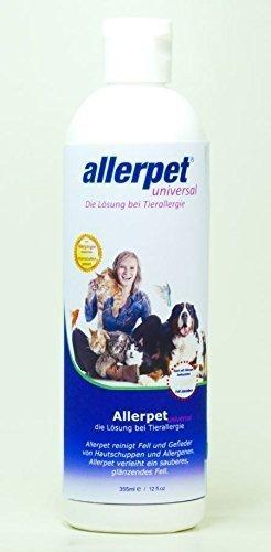 Allerpet, Soluzione universale per tutte le specie animali Allerpet Inc.