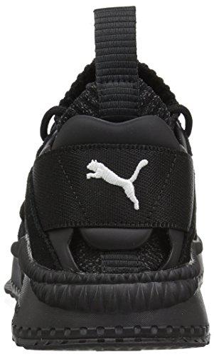Puma Uomo Tsugi Fiammata Evoknit Sneaker Puma Nero-dark Shadow-puma Nero