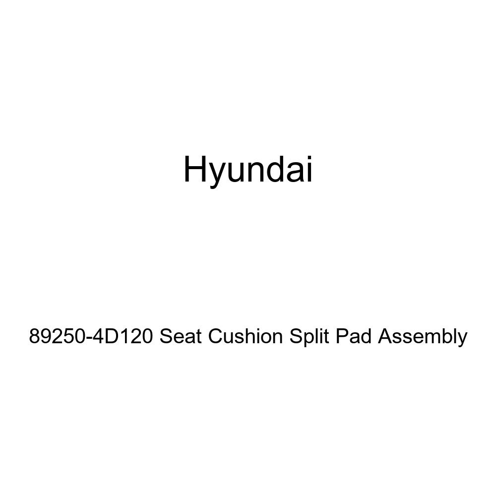 Genuine Hyundai 89250-4D120 Seat Cushion Split Pad Assembly