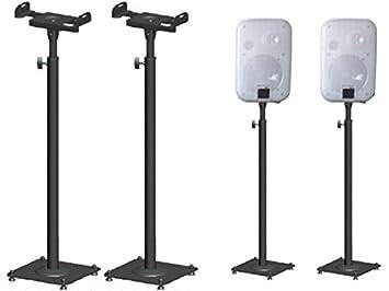 Drall Instruments 2 Stück Boxenständer Aus Amazonde Elektronik