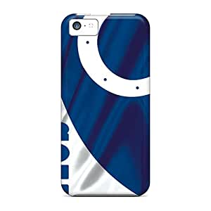 Awesome Design Indianapolis Colts Hard Case Cover For Iphone 5c