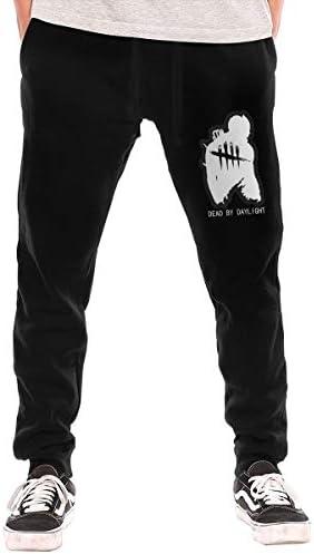 スウェットパンツ アキラAkira トレーニングパンツ メンズ ジョガーパンツ ロングパンツ 黒/灰色選択 ポケット付き