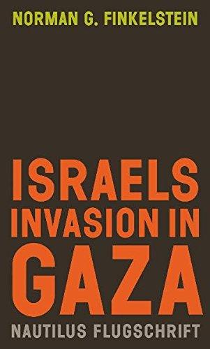 Israels Invasion in Gaza (Nautilus Flugschrift)