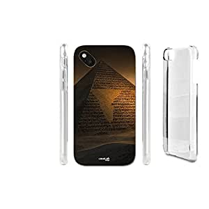 FUNDA CARCASA PIRAMIDE EGITTO PARA WIKO SUNSET 2