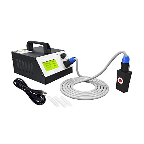 GDAE10 Electromagnetic Induction Pit Repair Machine,Paintless Dent Repair Machine, Induction Heater for Removing Dent Sheet Metal Repair Tool - 110V (Hotbox WOYO PDR007)