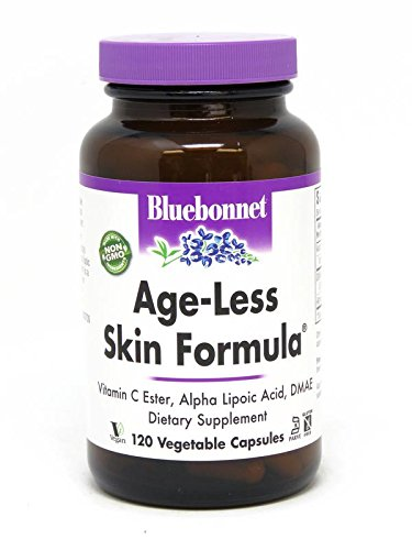BlueBonnet Age-Less Skin Formula Capsules, 120 Count