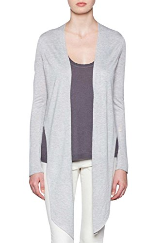 Brochu Walker - The Dorset Cardigan - Dusk Melange - S