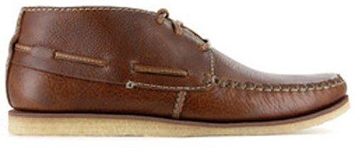Clarks Originals Craft Sail Brown Leather
