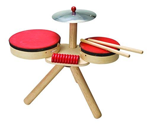 Big Band Drum - PlanToys Musical Band - PlanWood