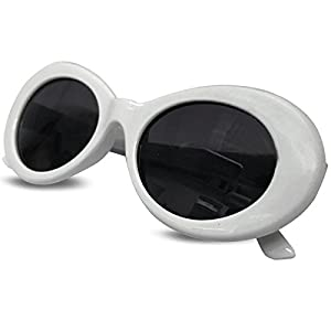 Clout goggles sunglasses meme amazon real bold retro oval thick frame meaning urban authentic
