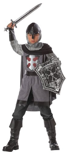Dragon Slayer Knight Costume Child Medium 8-10