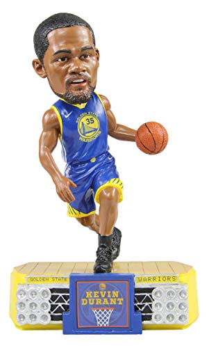 (Kevin Durant (Golden State Warriors) Stadium Lights Bobblehead by Foco)