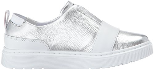 Santos Lylah Martens Dr Sneaker Women's Silver URngxwfqZ7