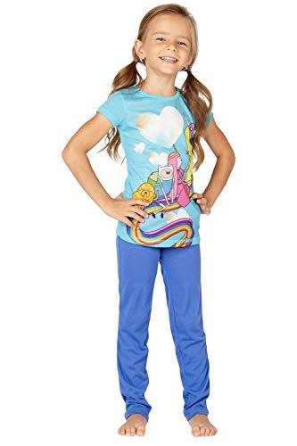 Adventure Time Ice King Child Costumes - Adventure Time Little Girls' Yoga Pajamas,