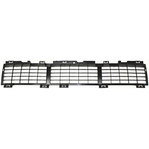 New Front Bumper Cover Grille For 2009-2012 Ford Flex Dark Gray Made Of Plastic FO1036125 8A8Z17K945A