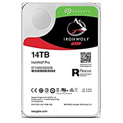 Image of the product Seagate IronWolf Pro 14 that is listed on the catalogue brand of Seagate.