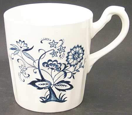 J & G Meakin England Blue Nordic Mug ()