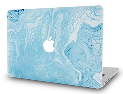 LuvCase MacBook Air 13 Inch Case Plastic Hard Shell Cover for MacBook Air 13.3