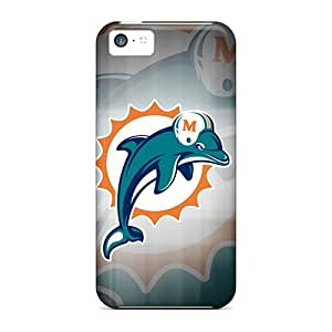 Miami Dolphins Quality Protectioncases Covers For Iphone 5c