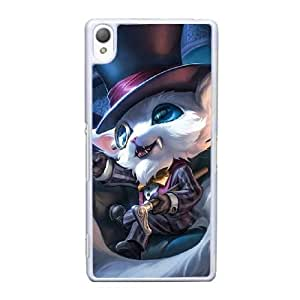 Sony Xperia Z3 Cell Phone Case White League of legends-Gnar AS7YD3585839