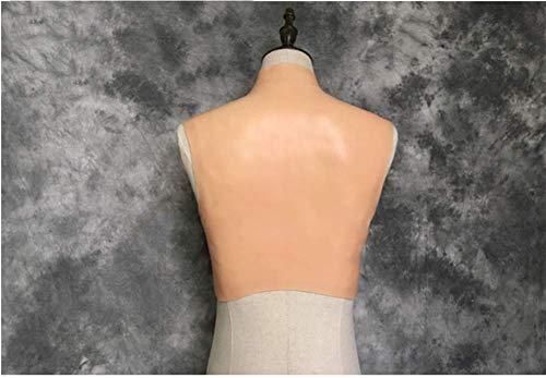 Chaleco Cuello 005 002 Sexy Travesti Cd For Breast Xsqr Men Fake Siamese Sin vzwA6T6Pq7