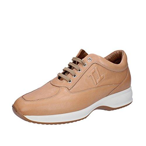TRIVER FLIGHT , Damen Sneaker Marrone (cuoio)