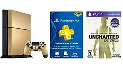 PlayStation 4 500GB Console - Gold Taco Bell Limited Edition Bundle