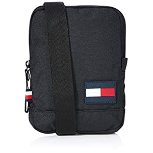 Tommy Hilfiger Men's Tommy Core Compact Crossover Purse