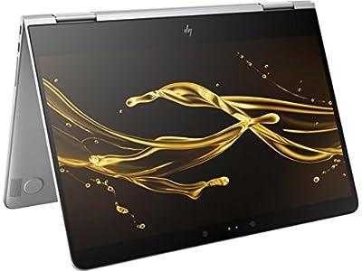 "LGI Newest 2017 HP Spectre x360 - 13t(7th Gen. Intel i7-7500U, 16GB RAM, 512GB SSD, FHD, Windows 10, Backlit) 2-in-1 13.3"" Tablet Convertible Kaby Lake Touchscreen Bang & Olufsen Thunderbolt Laptop PC"