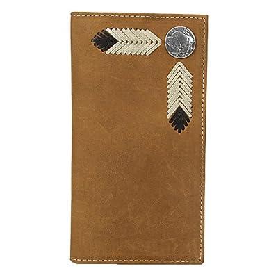 Nocona Men's Rodeo Buffalo Nickel Wallet