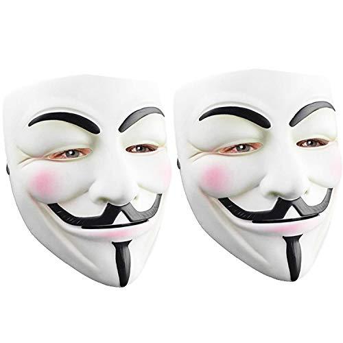 Hacker Mask for Costume