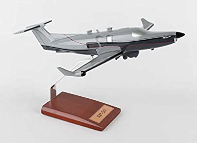 B60640 Executive Series Display Models United States Air Force (USA) Pilatus PC-12 Model Airplane