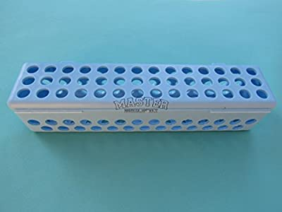 Instrument Sterilizing Tray Container Sterilization Plastic Cassette BLUE Microbial Protection
