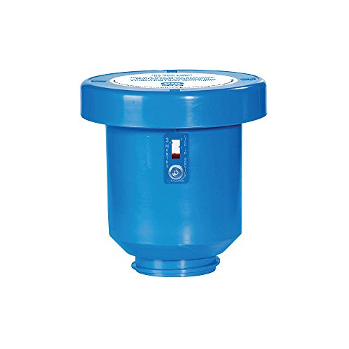Carbon Replacement Filter, Blue, PK2