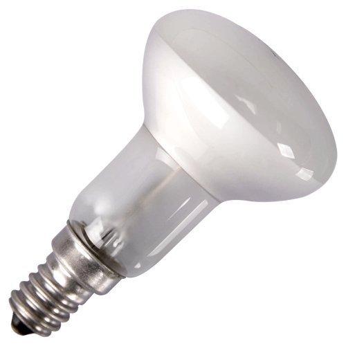 Light Bulb Screw: 5 x 40WATT R50 PEARL REFLECTOR LAMP BULB SES SPOTLIGHT SMALL SCREW CAP,Lighting