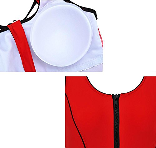 ZOYOL-YT Traje de baño de una pieza del bikiní del triángulo se divierte el traje de baño del balneario de la playa de la aptitud , Square 7 inch 6 inches