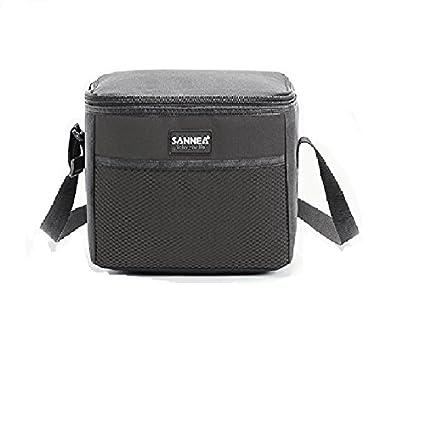 Insulated Lunch Bag Box Cooler Oxford Insulation Food Picnic Shoulder Handbag