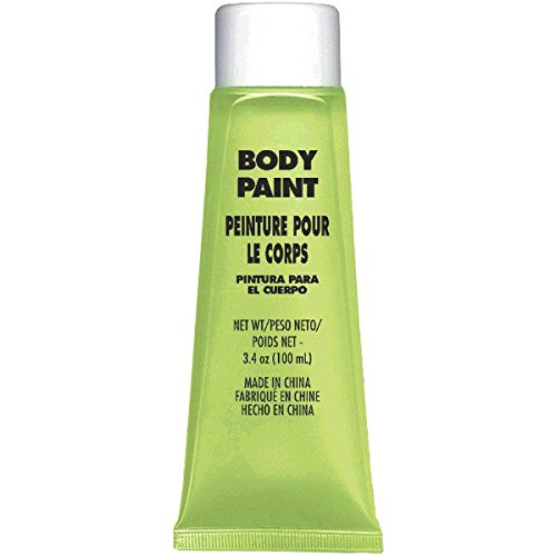 Most Popular Body Paint