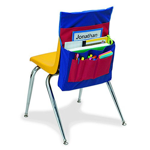 PACON CORPORATION CHAIR STORAGE POCKET CHART (Set of 12)