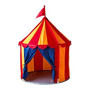 Childrens Indoor CIRCUS TENT by ikea TOY  sc 1 st  Amazon UK & Childrens Indoor CIRCUS TENT by ikea TOY: Amazon.co.uk: Toys u0026 Games