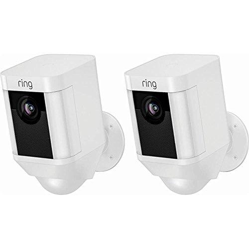 Brand New Ring - Spotlight Cam Battery 2-Pack - White