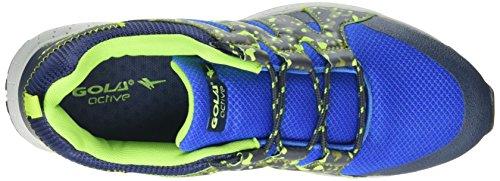 Blue Entrainement Bleu de Altberta Homme Running Lime Navy Gola Chaussures B8AqIO
