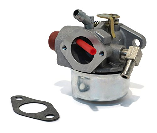 HIFROM(TM) Replace New Carburetor Carb With Gasket For Tecumseh 640350 640303 640271 Fits LEV105 & LEV120 Engines (Best Car Deals On Craigslist)