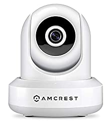 Image of the product Amcrest 1080P WiFi that is listed on the catalogue brand of Amcrest. It is scored with a 4.4 over 5.