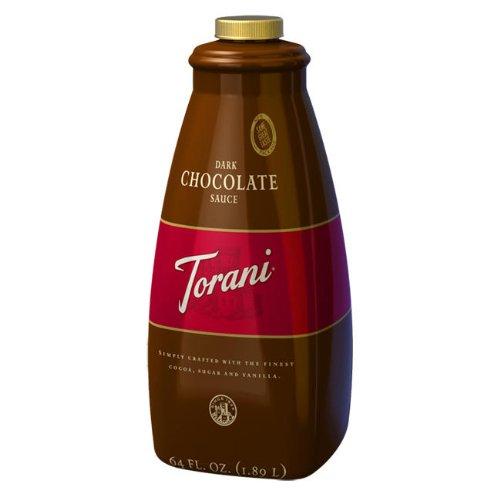 Torani® Dark Chocolate Sauce