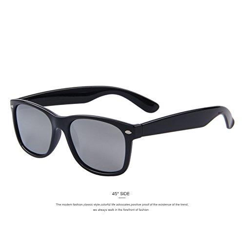 e1aa0703b7 MERRY S Men Polarized Sunglasses Classic Men Retro Rivet Shades Brand  Designer Sun glasses UV400 S 683  Amazon.co.uk  Clothing